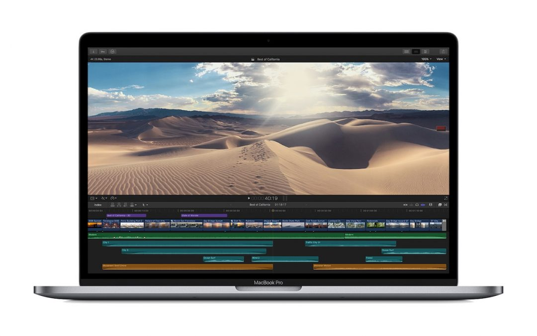 Catching up with Apple: New MacBook Pros for 2019 and OS Updates
