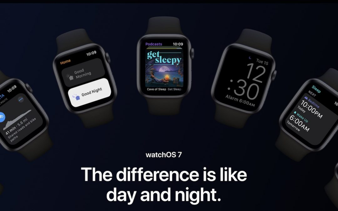 Our Four Favorite Features of watchOS 7