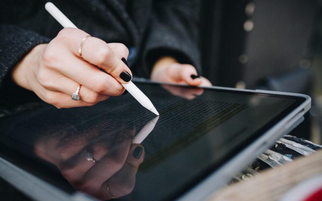 Scribble: Why the Pencil Is Mightier Than the Finger in iPadOS 14