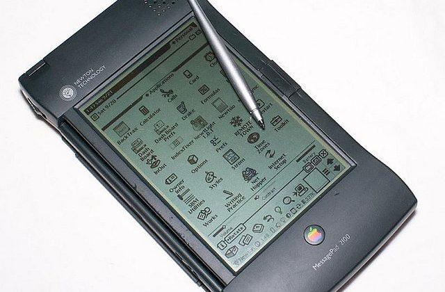 This Day In Apple History: The Apple Newton MessagePad