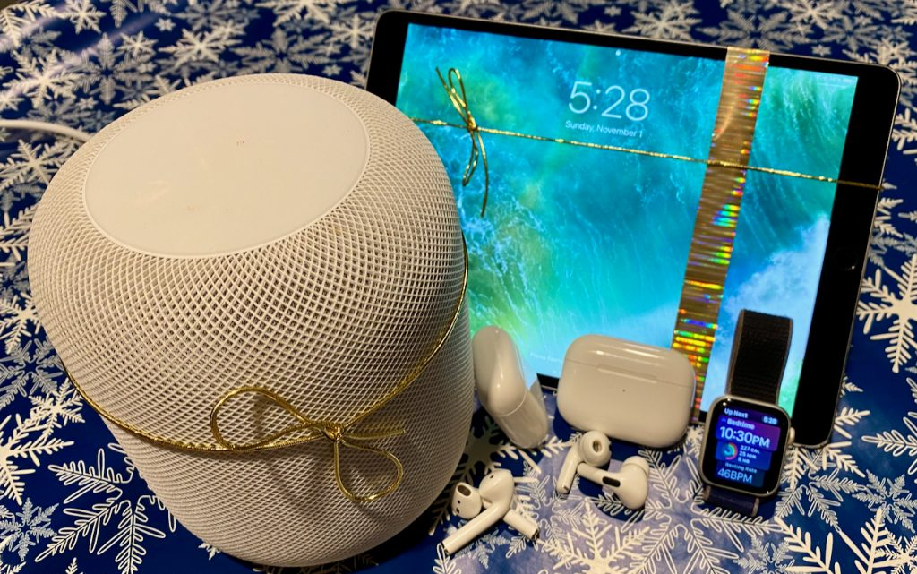 The Best Apple-Related Gifts for 2020