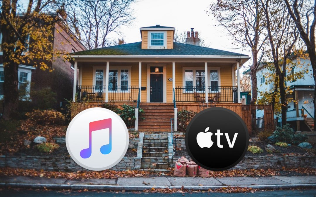 Home Sharing Lets You Access Media on Your Mac from Other Apple Devices