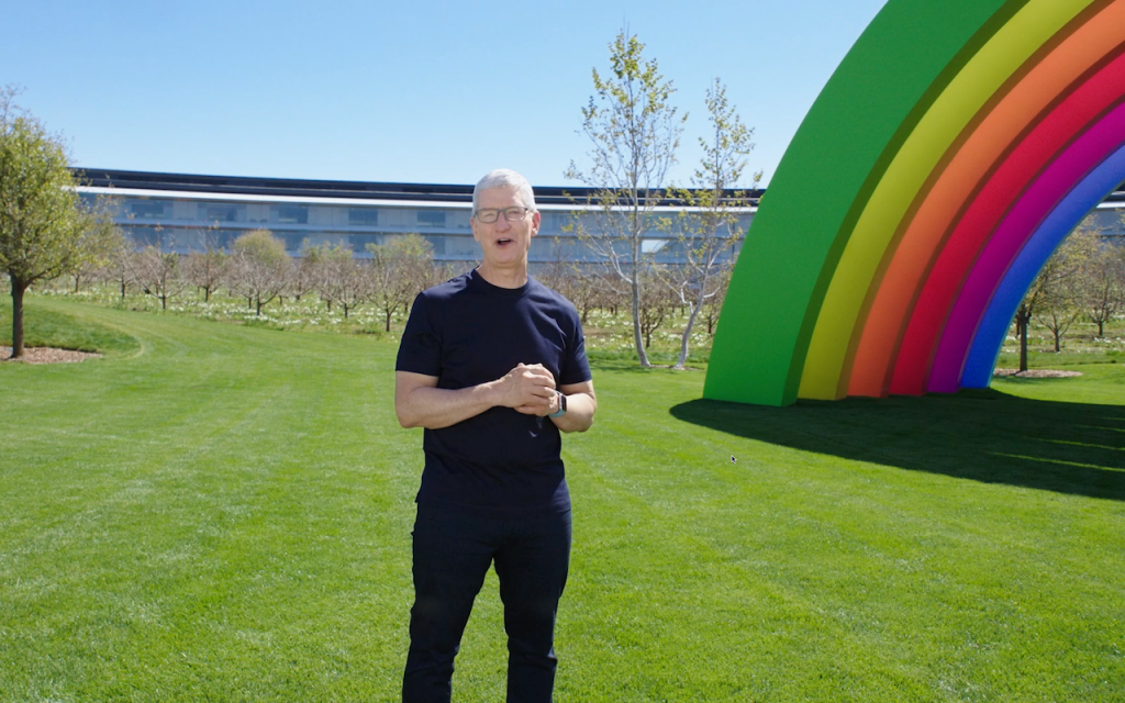 Apple Announces New Products During Their Spring Loaded Event